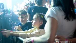 Mandrage i v plzeňském Pekle rozbalili svou strhující světelnou show