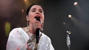 Jessie Ware představila Praze své třetí album Glasshouse