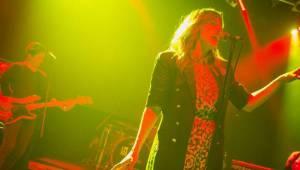 Klara & The Pop příjemně rozvlnila pražský Lucerna Music Bar