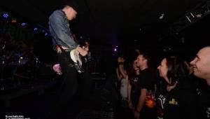 SPS oslavili 30 let i v Praze, punkový večírek rozjeli v Rock Café