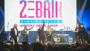Žebřík: Pódium opanovali energická Lenny, legendární Olympic nebo hitmaker Michal Hrůza