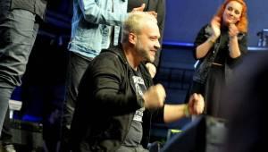 Petr Janda převzal cenu pro Osobnost Žebříku, v Plzni triumfovali i manželé Klusovi