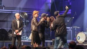Na pódiu se potkali muzikanti první třídy