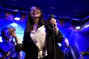 Jazz Dockem zněly písně Yvonne Sanchez v doprovodu špičkových muzikantů