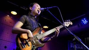 Linda May Han Oh zahájila v Jazz Docku festival Americké jaro