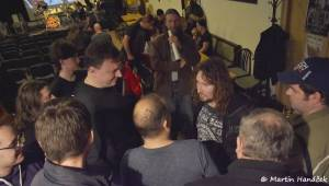 Miloš Meier předvedl v plzeňské Šeříkovce strhující bubenickou show Drumming Syndrome