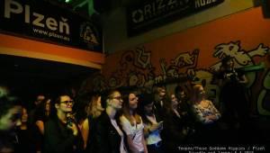 teepee se vrátili do plzeňského Divadla pod lampou, přivezli s sebou rakouské Those Goddamn Hippies