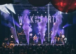 Kanadští Walk Off The Earth rozjeli v pražské Lucerně svou pověstnou show