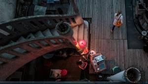 Zrní zajiskřili Černou hodinkou a půl na střeše Lucerny