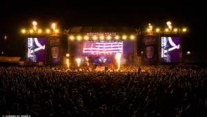Pražský Majáles exkluzivním pohledem z pódia nebo od zvukaře