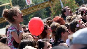 Na prosluněném Brněnském Majálesu bavili Rybičky 48, Tomáš Klus, Skyline, UDG a další