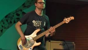 Ill Fish a Jouly rozpoutali v plzeňské Buena Vistě rockové peklo