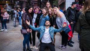 Na studentském Majálesu Ostrava vystoupili Tomáš Klus, Vypsaná Fixa i Mirai