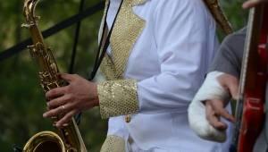 Tři sestry završili na Braníku oslavy Kristových let, hráli i De Bill Heads nebo Doctor P.P.