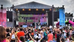 Festival Mezi ploty završili Vojta Dyk s B-Side Bandem, No Name nebo Vladimir 518