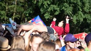 Na Okoři se šťávou zazářili Rybičky 48, Pekař i Hana Zagorová