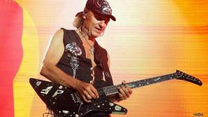 Německé legendy Scorpions dobyly ostravskou metalovou baštu