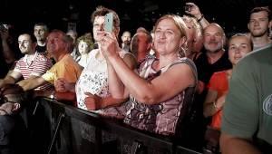 Status Quo roztančili brněnské Boby centrum legendárními hity
