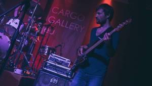 David Stypka si fanoušky na Cargo Gallery získal hlubokými texty i charismatem