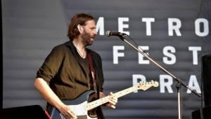 V první den Metronome festivalu vystoupili Massive Attack, John Cale i Tom Odell