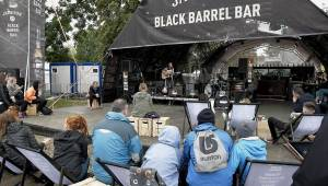 Metronome festival v sobotu vyvrcholil show Chemical Brothers, zazářil i David Byrne