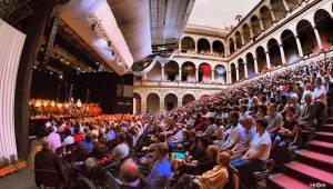 minus123minut a Prague Philharmonia byli na Smetanově Litomyšli oceněni dlouhotrvajícím aplausem