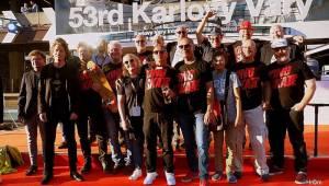 Skateři obsadili Karlovy Vary: Mezinárodní filmový festival nabídl světovou premiéru snímku King Skate