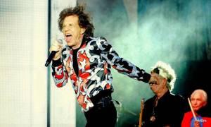 Rockový svátek v Letňanech: Rolling Stones hráli pro 50 tisíc lidí