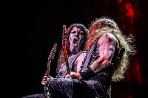 Ve Vizovicích začal Masters Of Rock: Hlavní hvězdou prvního dne byli Powerwolf, hráli i Annihilator nebo In Extremo