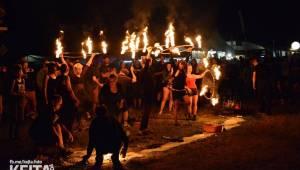 Druhý den to na Mighty Sounds v Táboře rozbalili The Rumjacks nebo Rude Pride
