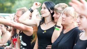 Barvy léta v Poděbradech: Fanoušky těšili Tři sestry, Wohnout i Vypsaná Fixa