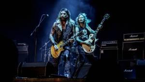 Gene Simmons z Kiss zakončil metalový svátek Masters Of Rock, vystoupili i Korpiklaani nebo Doro