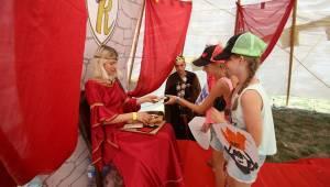 Kryštof Kempem v Mikulově se proháněli rytíři a princezny. Zahráli také Petr Janda, No Name nebo Nebe