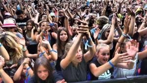 Páteční Sázavafest opanovali No Name, Jelen nebo Mig 21