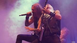 Závěr Rock Heart v Moravském Krumlově patřil HammerFall, Amaranthe nebo Sodom