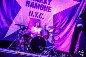 Punková jízda Pod Parou: Ve Vyškově řádili Marky Ramone z Ramones, Agnostic Front i Plexis