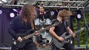 Armageddon Of Decibels: První ročník plzeňského metalového festivalu hostil S.D.I., InnerSphere nebo Sorath