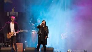 Promočený Létofest v Plzni rozpálili Kabát a Wanastowi Vjecy, Anna K. rozdávala pozitivní energii