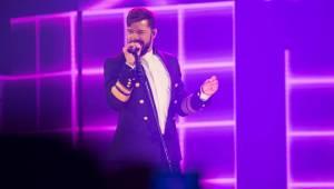 Energický Ricky Martin postavil na nohy celou O2 arenu