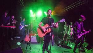 Adrian T. Bell pokřtil své nové album Navigator na lodi Cargo Gallery
