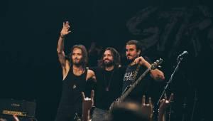 Stroy pokřtili své album KIDS a rozloučili se v pražské Akropoli