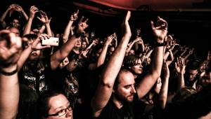 Metalová jízda v Praze: Kamelot a Leaves' Eyes se zastavili v Paláci Akropolis