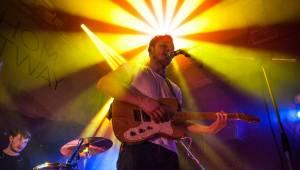 Thom Artway zazpíval v Plzni novinky z alba All I Know. Vyrazil i mezi diváky
