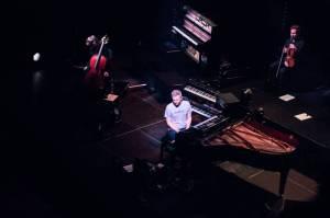 Ólafur Arnalds v Lucerně: Slyšet by byl i spadlý špendlík
