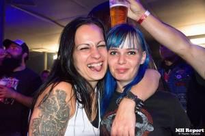 Pogo Tour v Plzni: SPS a E!E předvedli punkový koncert se vším všudy - i s vypnutým proudem