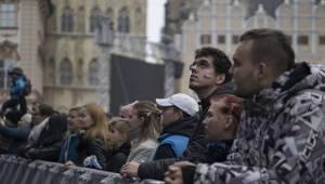 Sto let republiky v Praze slavili Kapitán Demo, Laco Deczi i PSH