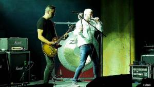 Oslava 100 let Republiky v Lucerně: Zahrál David Koller, Pražský výběr připravil karaoke, Vladimír Mišík zpíval Slunečný hrob