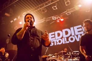Eddie Stoilow oslavili v zaplněném Lucerna Music Baru 15 let, předvedli se Martin Svátek i Josef Rataj