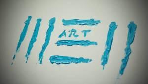 Honza Homola výtvarně ztvárnil Dvanáctero různých forem Boha. Na vernisáži zahrál i pár písniček