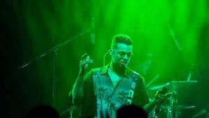 Ben Cristovao se svou kapelou strhli publikum v pražském NoDu